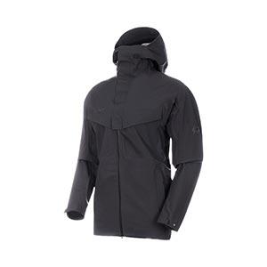 Zinal HS Hooded Jacket, men's