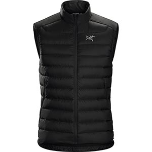 Cerium LT Vest, men's, Fall 2019 model
