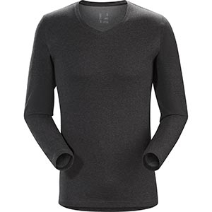 Sirrus LS V-Neck, men's