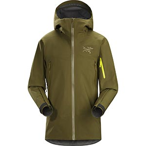 Sabre Jacket, men's, Fall 2017 colors of discontinued model