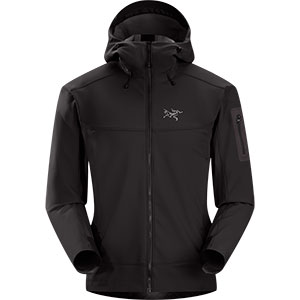 Epsilon LT Hoody, men's