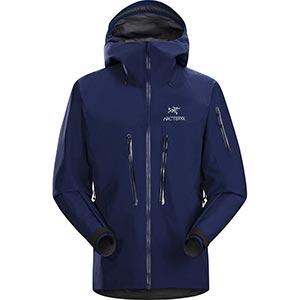 Alpha SV Jacket, men's, Spring 2018 discontinued colors