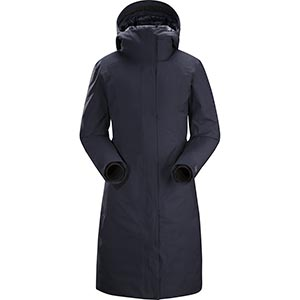 Centrale Parka, women's, discontinued Fall 2018 colors