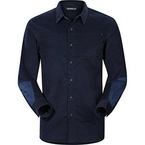 Merlon LS Shirt, men's