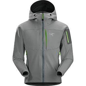 Gamma MX Hoody, men's, discontinued Spring 2017 colors