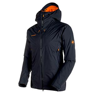 Nordwand HS Thermo Hooded Jacket, men's