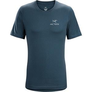 Emblem SS T-Shirt, men's, 2017 colors of discontinued model
