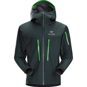 Alpha SV Jacket, men's, discontinued Spring 2017 colors