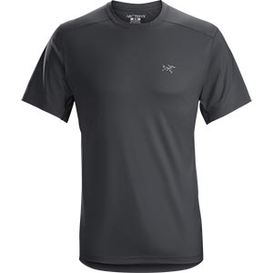 Velox SS Crew, men's, discontinued Spring 2018 colors