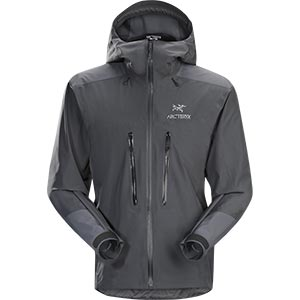 Alpha AR Jacket, men's, discontinued Spring 2019 colors
