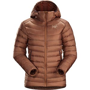 Cerium LT Hoody, women's, Fall 2018 colors of discontinued model