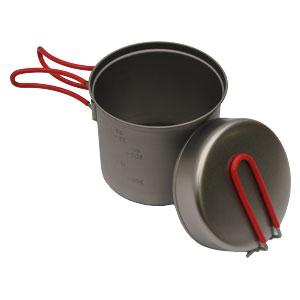 Titanium UL Deep Pot M 0.9L