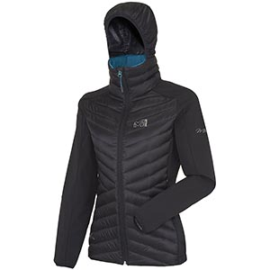 Hybrid Wool Langtang Jacket, women's