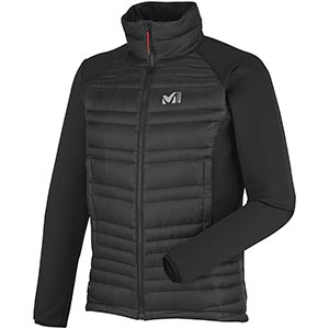 Hybrid Heel Lift Down Jacket