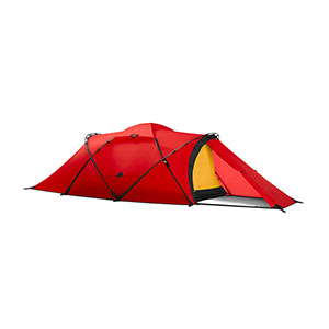 Tarra tent, red-colored fly