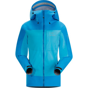 Alpha Comp Hoody, women's