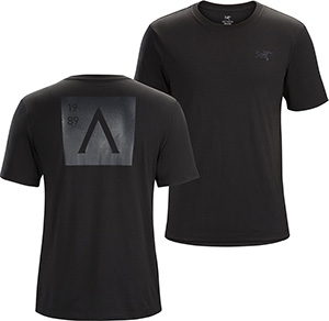 A Squared T-Shirt SS, men's