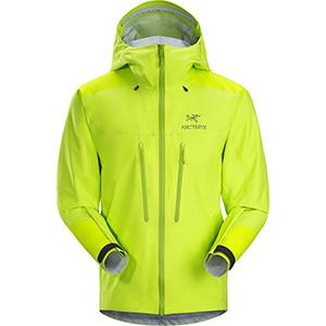 Alpha AR Jacket, men's, Fall 2019 model