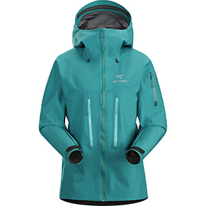 Alpha SV Jacket, women's, Fall 2019 model