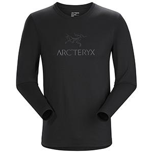 Arc'Word T-Shirt LS, men's, Fall 2019 model