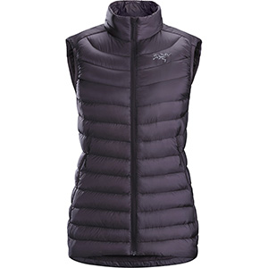 Cerium LT Vest, women's, Fall 2019 model
