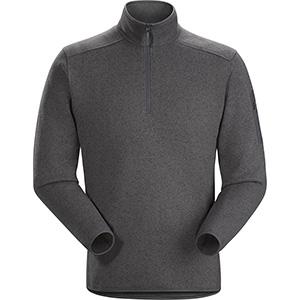 Covert 1/2 Zip, men's, Fall 2019 model