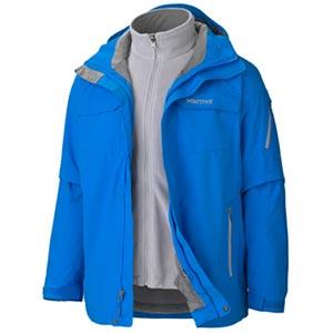 Sidehill Component Jacket