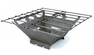 Titanium Fire Box Grill