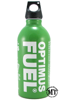 Fuel bottle: 400ml / Small
