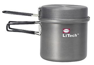 LITECH-Trek Kettle with non-stick titanium coating