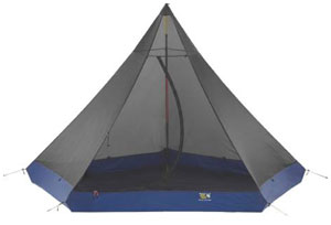 Mountain Hardwear. Kiva Lite Mesh Insert  sc 1 st  Moontrail & Mountain Hardwear Mesh Insert for Kiva Lite :: Tepee-style shelters ...