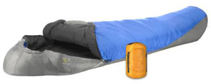 Mountain Hardwear UltraLamina 15, regular :: 10° F to 19 ...