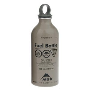 Fuel Bottle, 11oz, Tan