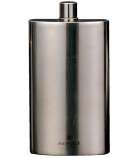 Titanium flask, Large