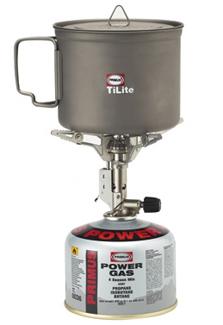 TiLite with 0.9L Titanium pot