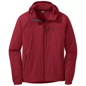 Ferrosi Hooded Jacket, men's
