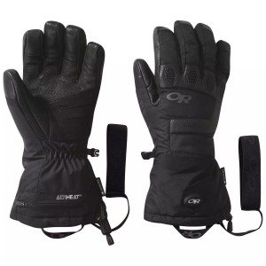 Lucent Heated Sensor Gloves
