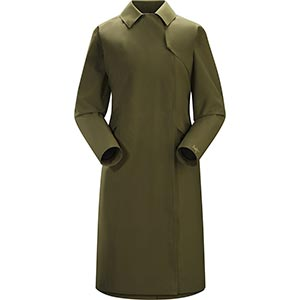 Nila Trench, women's, Fall 2017 colors of discontinued model