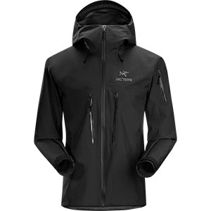 Alpha SV Jacket, men's, discontinued Spring 2019 colors