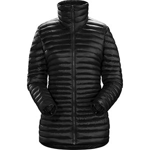 Yerba Coat, women's, discontinued Fall 2018 model