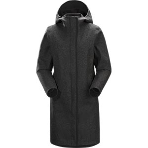 Embra Coat, women's, discontinued Fall 2018 model