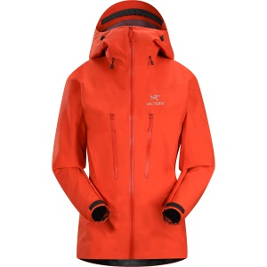 Alpha SV Jacket, women's, discontinued Spring 2015 colors