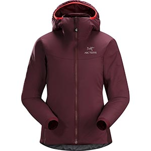 Atom LT Hoody, women's, discontinued Spring 2019 colors