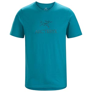 Arc'Word T-Shirt SS, men's, discontinued Spring 2019 colors