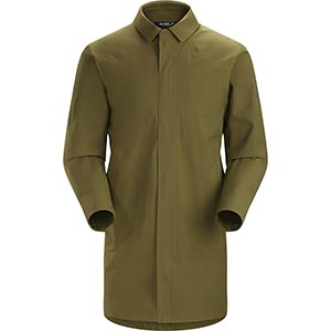 Keppel Trench Coat, men's, discontinued Fall 2017 colors