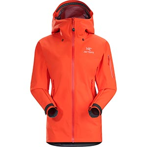 Beta SV Jacket, women's, discontinued Spring 2017 colors