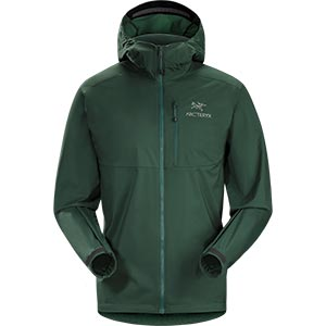Squamish Hoody, men's, discontinued Fall 2017 colors