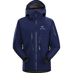 Alpha SV Jacket, men's, discontinued Spring 2018 colors