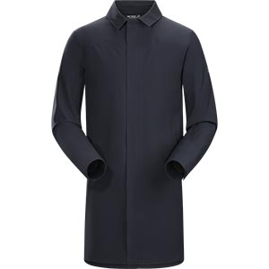 Keppel Trench Coat, men's, discontinued Fall 2018 colors