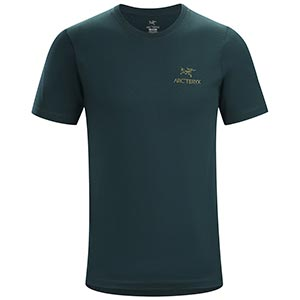 Emblem SS T-Shirt, men's, Spring 2019 model